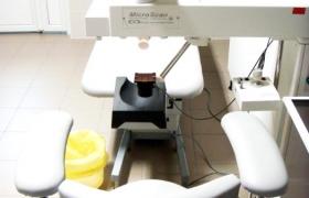 Аппарат для выполнения операций по лазерной коррекции зрения MICROSCAN