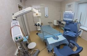 Машина для выполнения операций по лечению катаракты INFINITI