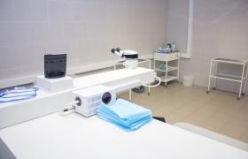 Операционная для выполнения лазерной коррекции зрения в клинике ОЛК